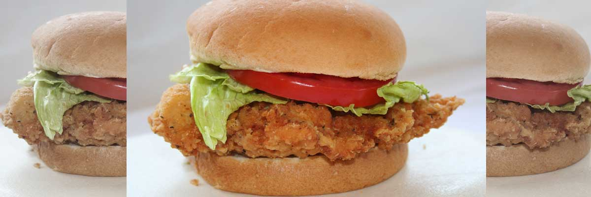 Andy's Mouth-Watering Chicken Sandwich