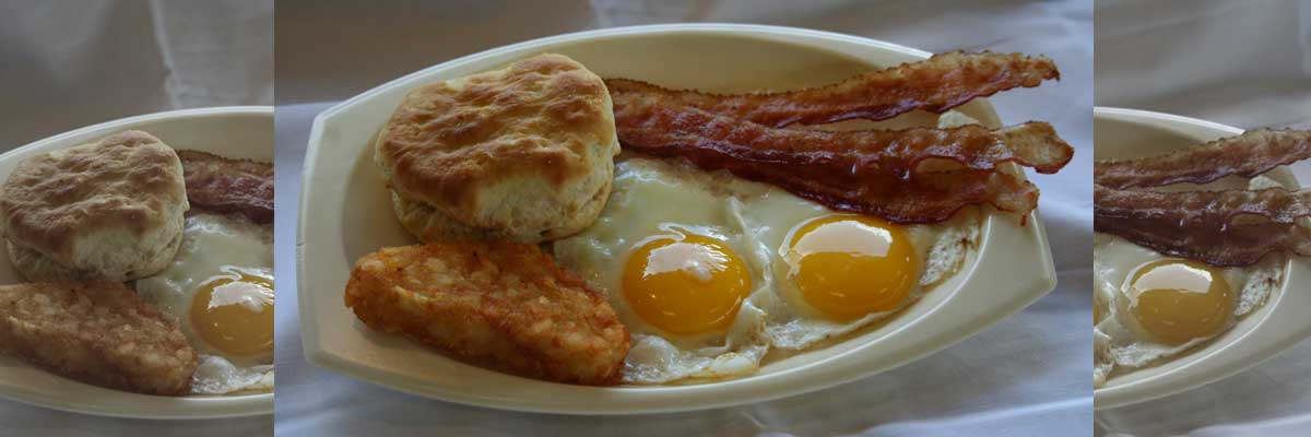 Andy's Full Breakfast
