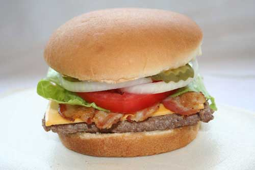 Try a delicious Andy Burger today!