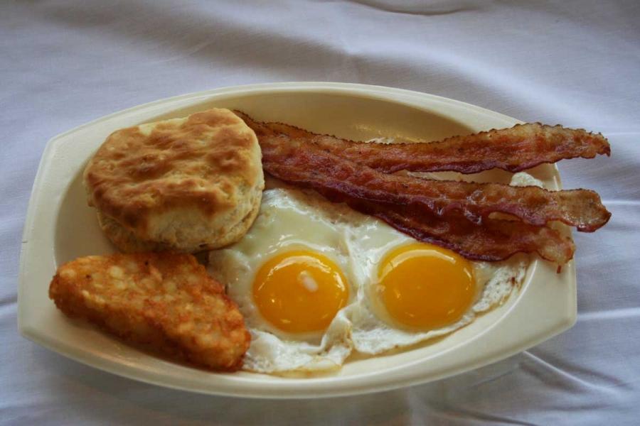 Andy's Amazing Full Breakfast